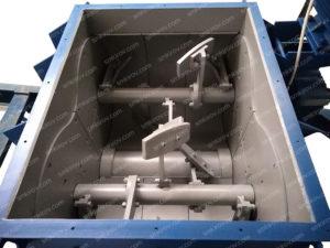 Двухвальные бетоносмесители